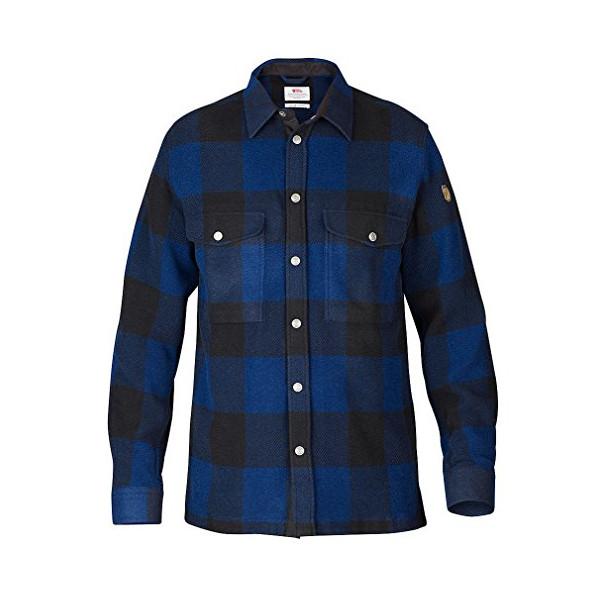 Fjallraven Men's Canada Shirt, Uncle Blue, Medium