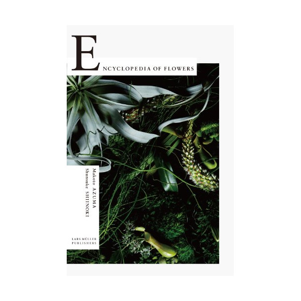 Encyclopedia of Flowers: Flower Works by Makoto Azuma photographed by Shunsuke Shiinoki