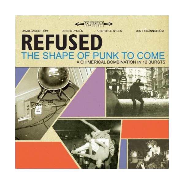 Shape of Punk to Come (Deluxe Version) (2 CD + DVD)