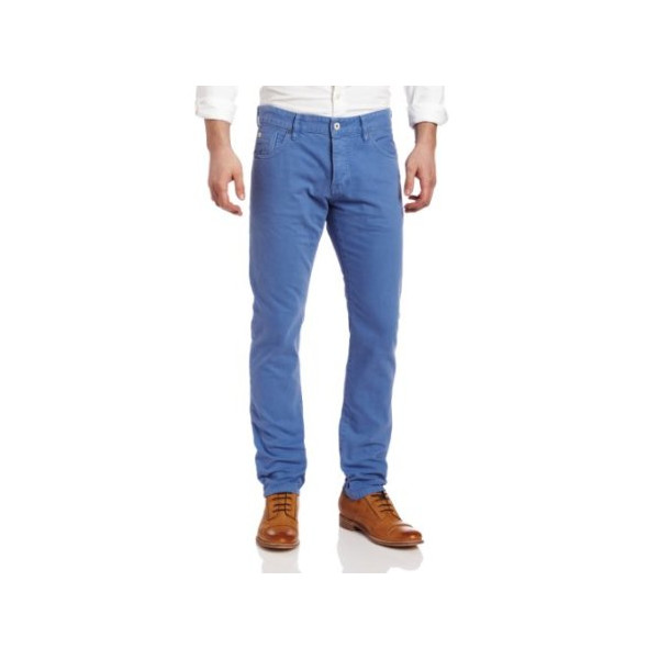Scotch & Soda Men's Ralston-Slim Fit, Blue, 30