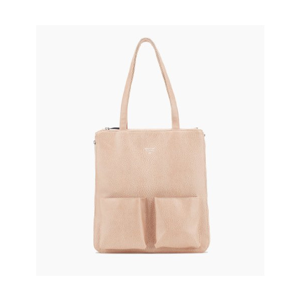Matt & Nat Epea Tote , Handbag (Peach)