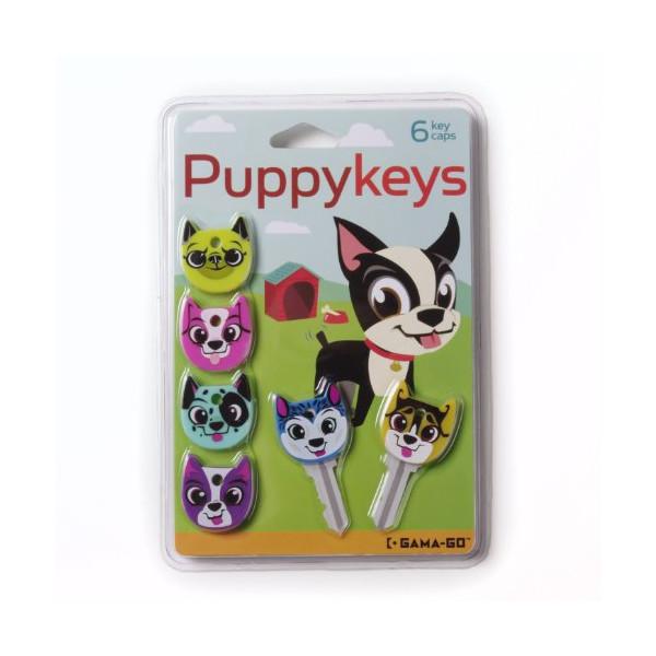 Gama-Go Puppy Keys