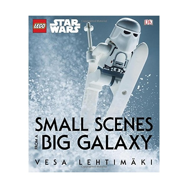 LEGO Star Wars: Small Scenes from a Big Galaxy