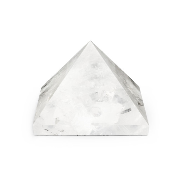 Quartz Crystal Pyramid, 1.5 Inch