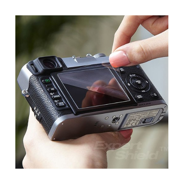 Expert Shield - THE Screen Protector for: FujiFilm FinePix X100S Lifetime Warranty