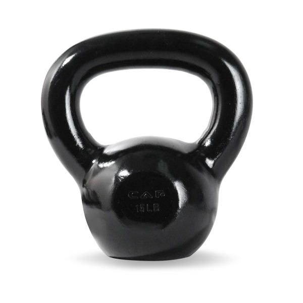 CAP Barbell 15 -Pounds Kettlebell