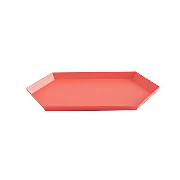 Kaleido Tray - Medium - Red