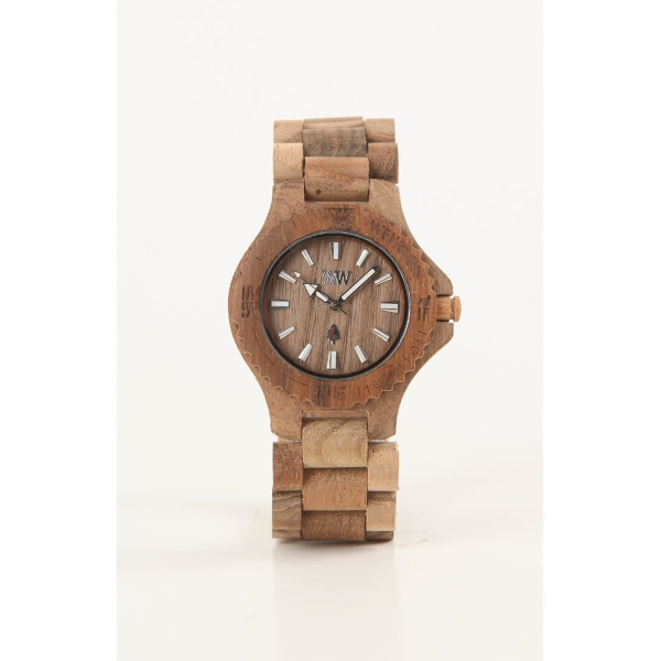 Wewood Mens Date Watch