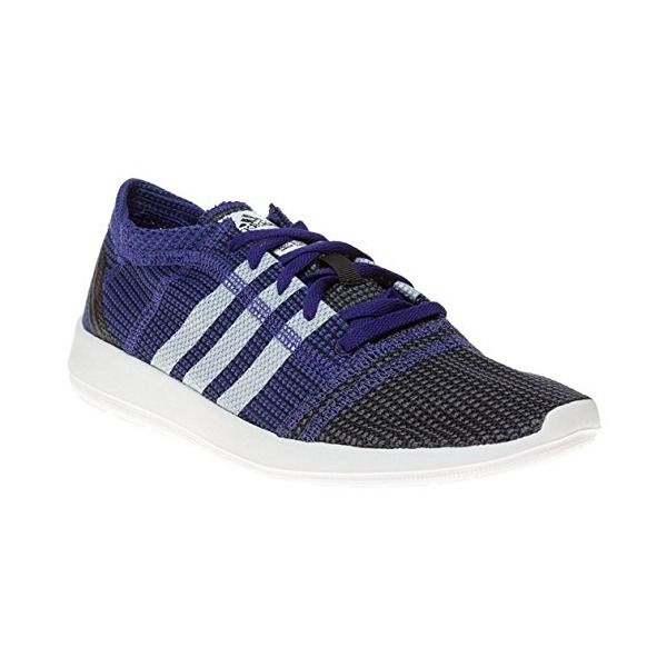 Adidas - Element Refine Tricot - Color: Violet-White - Size: 7.5