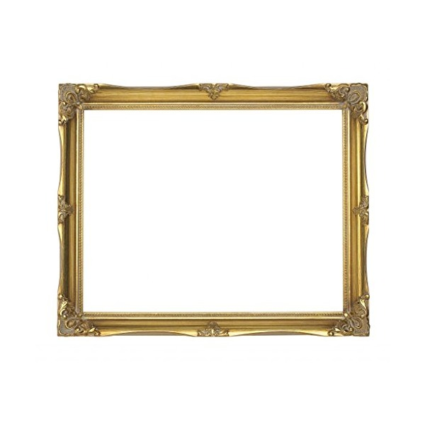 Rabbetworks Gold Baroque style Picture Frame 16x20