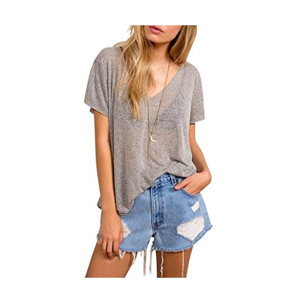 Women's Vintage Levi Distressed High Waisted Ripped Destroyer Stone Denim-L