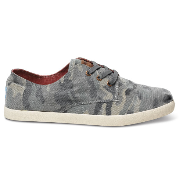 Toms Men's Paseos Canvas Camo