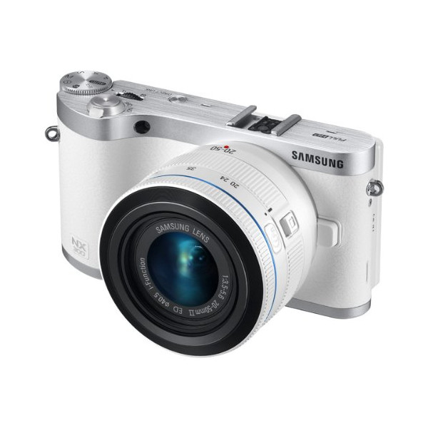 Samsung NX300 Smart Wi-Fi Digital Camera