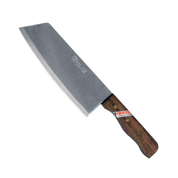 "8"" Thai Chefs Knife, #21 (Kom Kom)"
