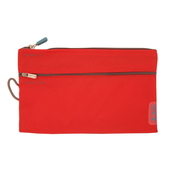 Flight 001 Landing Pak, Red Swiss