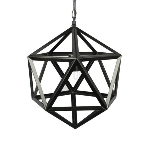 Polyhedron Pendant Lamp, 50cm
