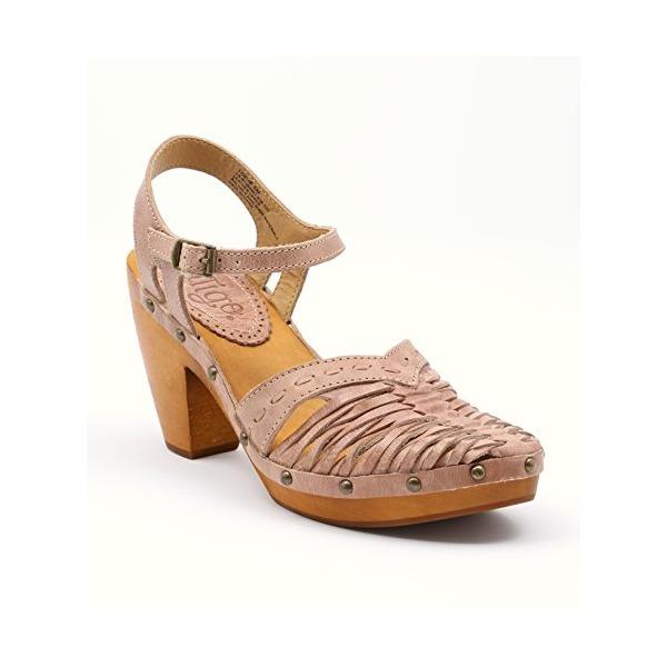 Latigo COSTA Women's Heels Nude Size 9.5 M (LA10833)
