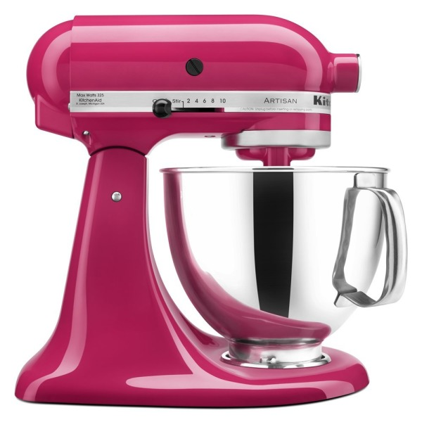 5-Qt. Artisan Series with Pouring Shield - Cranberry