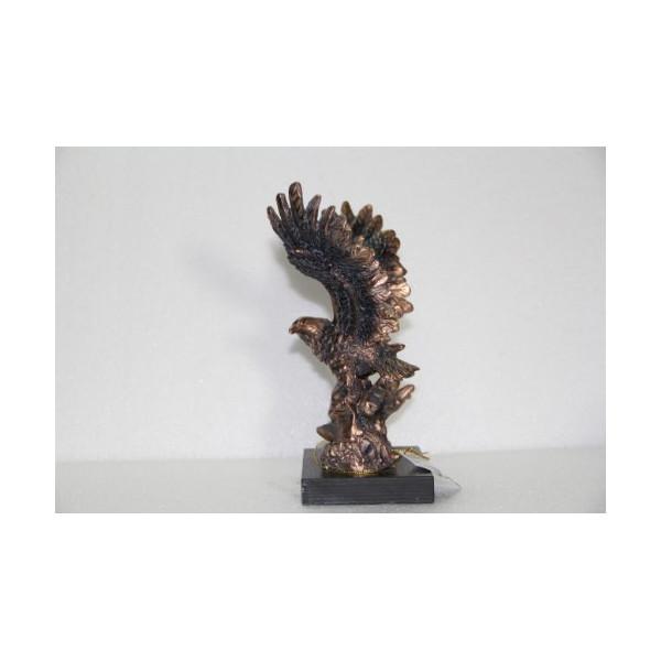 Imitated Copper Finish Eagle