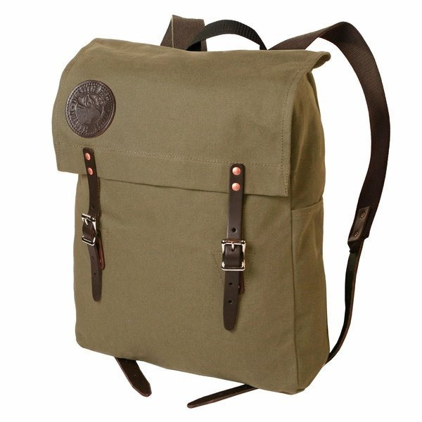 Duluth Pack Laptop Scoutmaster Backpack Waxed