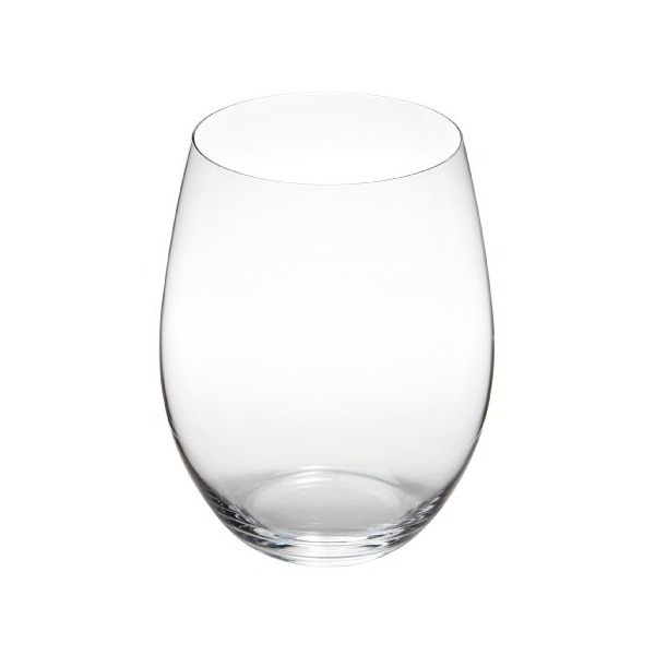 Riedel O 21-1/8-Ounce Stemless Cabernet/Merlot Tumblers with Gift Tube, Set of 4