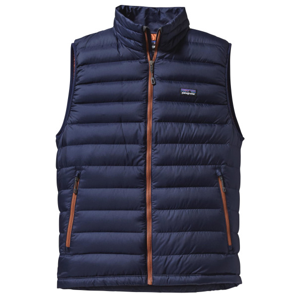 Patagonia Down Sweater Vest, Navy