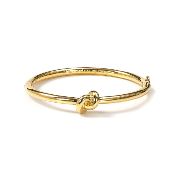 kate spade new york Sailors Knot Hinge Bangle Bracelet