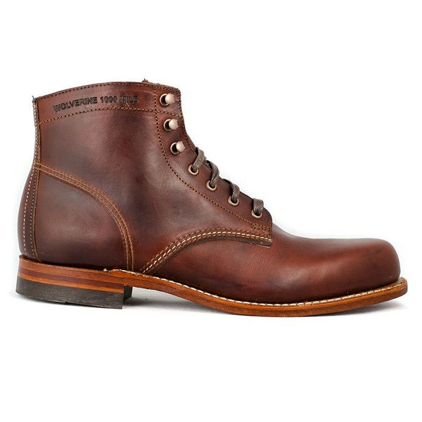 Men's Wolverine 1000 Mile Boot, Cordovan
