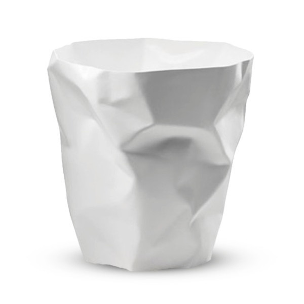 Essey BinBin Waste Basket, White