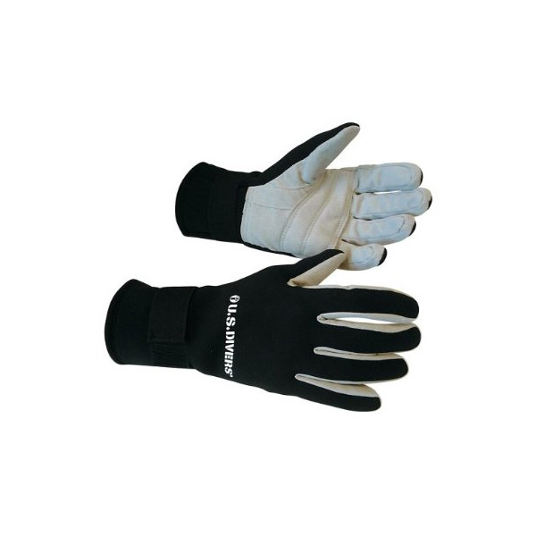 U.S. Divers Comfo Sport 2 mm Warm-Water Gloves