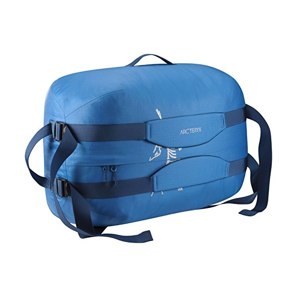 Arcteryx Carrier Duffle 50 Bag Adriatic Blue One Size