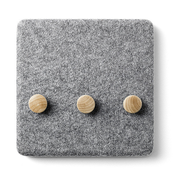 Menu Felt Panel, Coat Hanger
