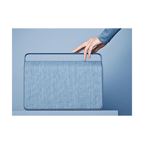Vifa Copenhagen Hi-Resolution Bluetooth WiFi Wireless Portable Speaker - Ocean Blue
