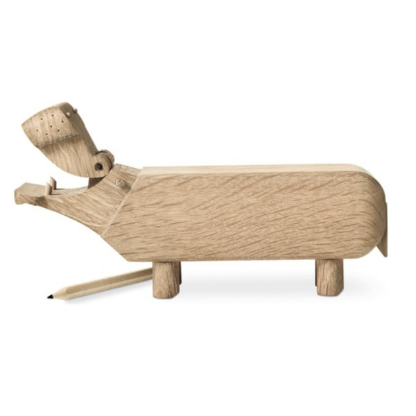 Rosendahl Wooden Collection Hippo, Oak