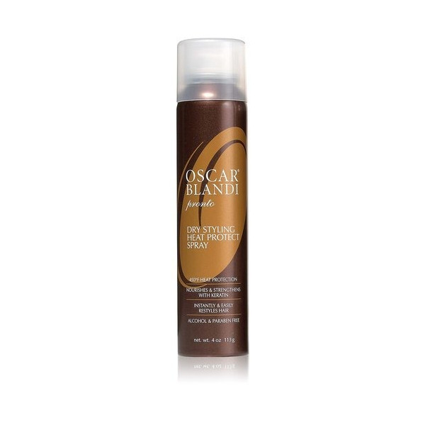 Oscar Blandi Pronto Dry Styling Heat Protect Spray-4 oz