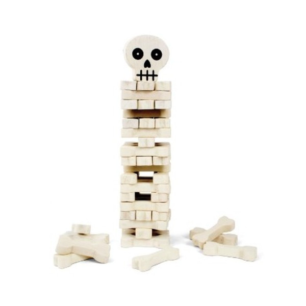 Stack the Bones Skeleton Skull & Crossbones
