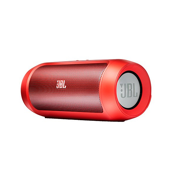 JBL Charge 2 Wireless Bluetooth Speaker - Red