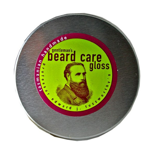 All-natural Moustache, Mustache Wax Beard Gloss 40 ml/1.35 fl.oz
