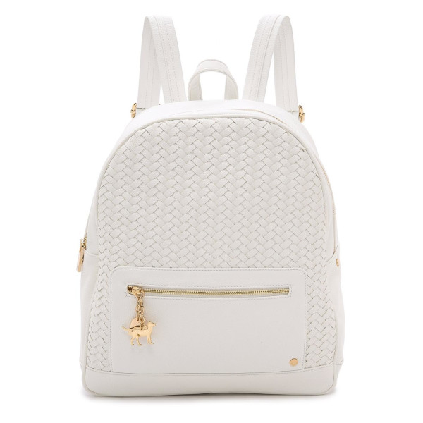 Deux Lux Berry Backpack, White