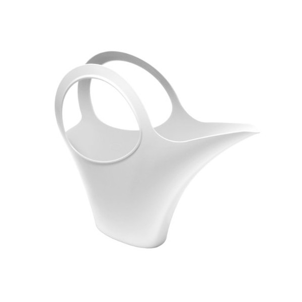 Koziol Camilla Watering Can Solid White