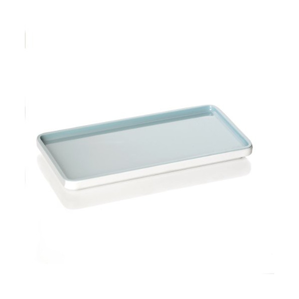 Pantone Universe Medium Food Tray, Canal Blue