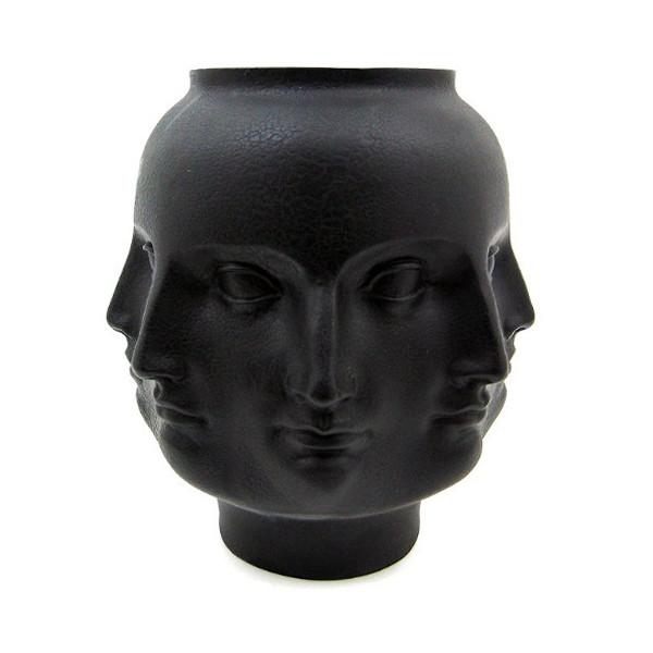 Vitruvian Perpetual Face Vase