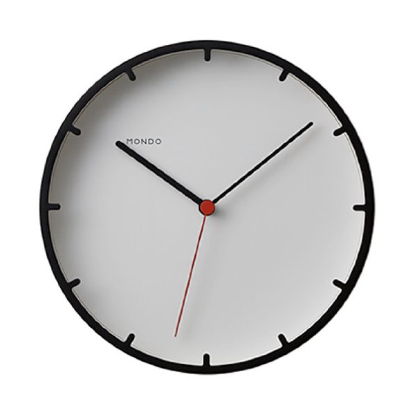 Mondo Tick Wall/Table Clock Black