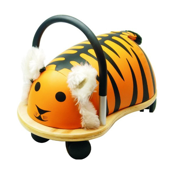 Prince Lionheart Wheely Bug, Tiger, Large