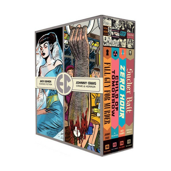 The EC Comics Slipcase Volume 2 (The Ec Artists' Library)