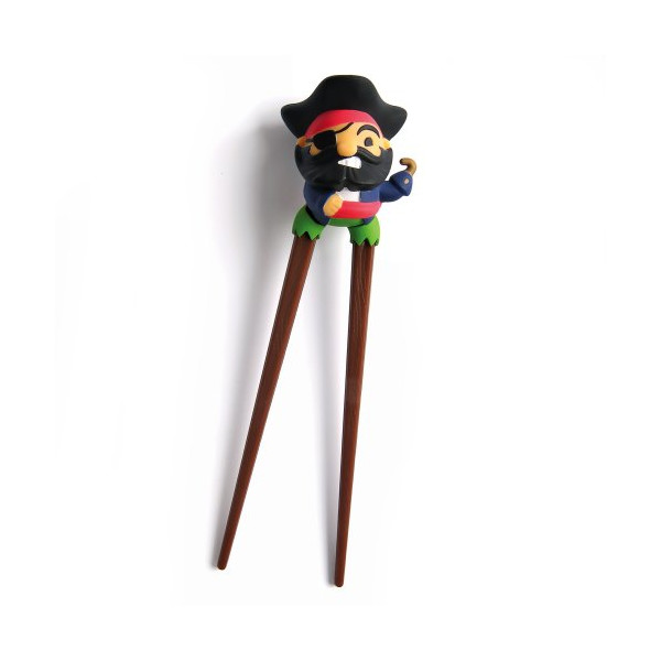 Peg Leg Pirate Chopsticks (By GAMAGO)