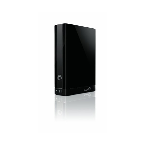 Seagate Backup Plus 4 TB USB 3.0 Desktop External Hard Drive
