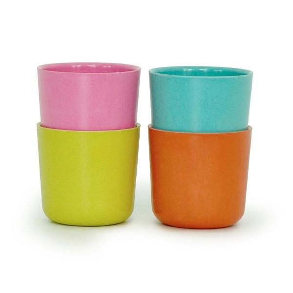Biobu Bamboo Cups