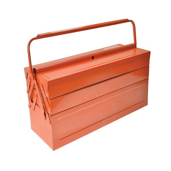 Bahco Orange Metal Cantilever Toolbox 22in BAH3149OR