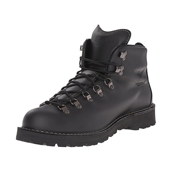 Danner Men's Mountain Light II Boot,Black,10.5 D US